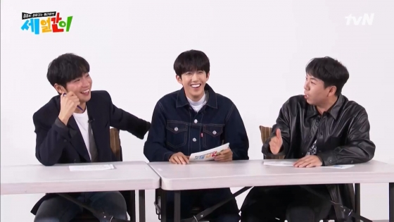 201022 tvN 세얼간이 - [쌩라이브] 원년 멤버, 제시, 임시완을 게스트로 모시고 싶습니다!!! (제발~)