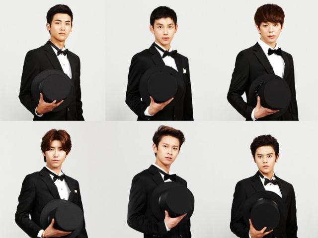 131121 다음 라이징아이돌 - [2차] ZE:A[제국의아이들] 첫 단독 콘서트 'illusionist' 준비 현장