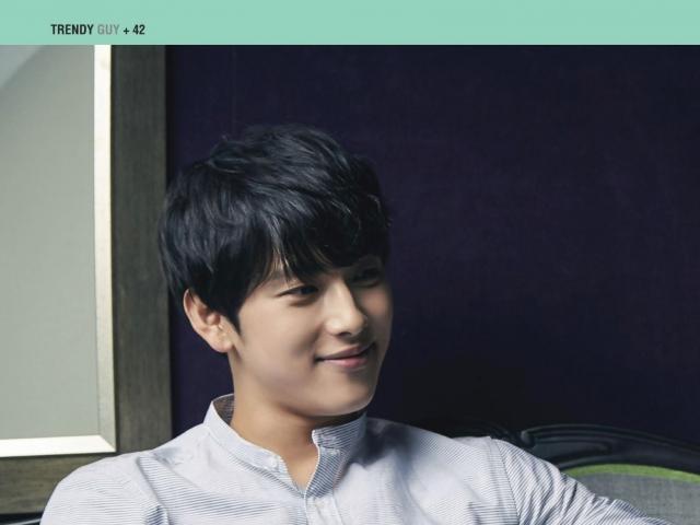 150604 대만 TRENDY偶像誌 No.59